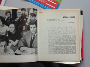 Article_n°5 _1968_Classe mixte_Nicole PAGES_p 15-2